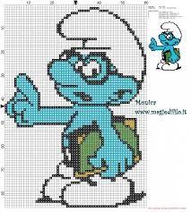 Bildergebnis für cross stitch patterns the simpsons