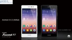 'HUAWEI Ascend P7', with #Android 4.4.2 (KitKat), for more detail: http://mobile.shineoflife.com/huawei-ascend-p7.html  #mobile #smartphone #news #updates #latest #huawei #huaweiascendp7