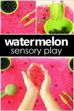 Watermelon Sensory P