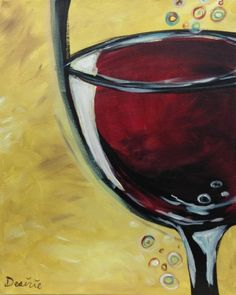Gallery - Wine and Palette Painting Classes & Parties: