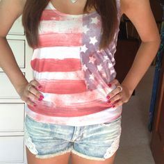 Fourth of July outfit!