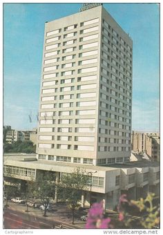 once upon the time...., sheraton bucharest nowadays
