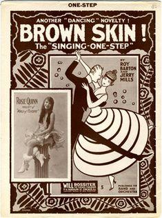 Brown Skin !, 1916 (ill.: Starmer); ref. 6434