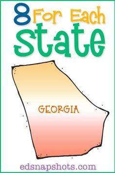 US Geography Georgia