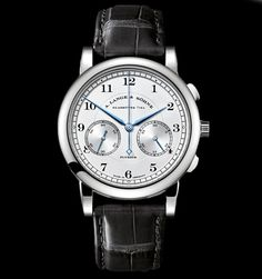 Special-Occasion Winner: A. Lange & Sohne 1815 Chronograph