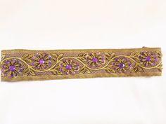 Wholesale set of six headbands,Purple,Violet,stretch,handmade headwrap #unbrandedhandmade