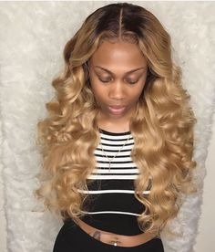 Hair loss can be absolutely devastating. It can be hard to feel confident when your hair is noticeably thinning. Natural Hair Twist Out, Natural Hair Styles, Long Hair Styles, Weave Hairstyles, Pretty Hairstyles, Balayage Ombré, Hair Laid, Human Hair Wigs, Hair Inspiration