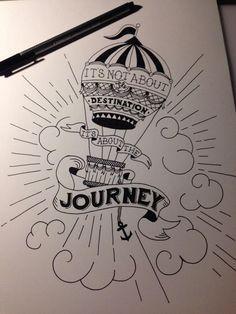 journey doodle - Google Search