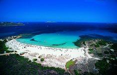 Liscia Ruia (Long beach) sardinia island Italy