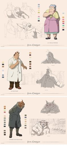 "A bonita arte do filme ""Le jour des Corneilles"" ✤ 