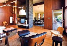 Atomic Ranch — The Trusted Resource for Mid Mod Design Mid Century Ranch, Mid Century House, Mid-century Interior, Interior Design, Buy My House, Ranch Decor, Mid Century Decor, Mid Century Modern Design, The Ranch