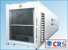 60kW Blast Freezer