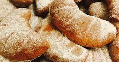 Croissants de Lune type Bahlsen, ils me rappellent vraiment mon enfance, les fêtes... Recette sur le blog !