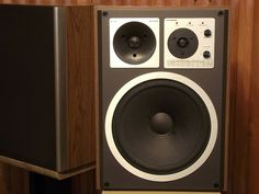 Vintage audio loudspeaker collection. A great selection of vintage loudspeakers from the early 70's through the 80's and the 90's.