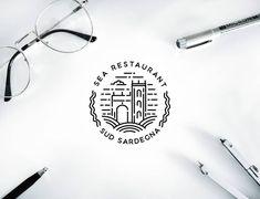 Logo Branding, Brand Identity, Logo Process, Portfolio Logo, Love Logo, Wings Logo, Symbol Logo, Logo Design Inspiration, Business Logo