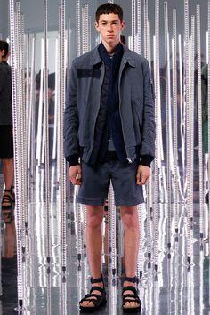 Sacai | Spring 2015 Menswear Collection | Style.com