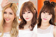 T-ara's Qri, Boram, and Soyeon sub-unit in Japan to be named QBS