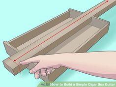 Image titled Build a Simple Cigar Box Guitar Step 2