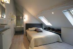 Combles aménagés : 10 plans pour exemple d\'aménagement | Mezzanine ...