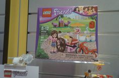 Lego Friends - Olivia's Ice Cream Bike - Summer 2014