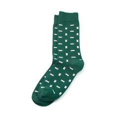 Richer Poorer Wanderer Socks - Green www.westgoods.co