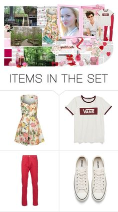 """""""♔ round O3 - our first date ♔"""" by misssally ❤ liked on Polyvore featuring art"""