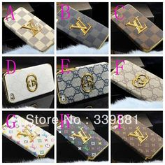 Best luxury designer phone cases for your iphone and Galaxy cell from $12 www.LUXcity.us