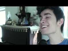 """[Cover] Sam Tsui does Carly Rae Jepson's """"Call Me Maybe"""""""
