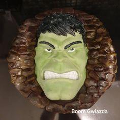 Hulk Cakes, Brithday Cake, Fondant Tools, Disney Marvel, Enchanted, Parties, Chocolate, Fiestas, Schokolade