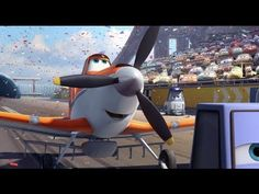 Disney's Planes Movie Takes Flight Planes Movie, Disney Planes, Disney Pixar, Pixar Characters, Travel With Kids, Hd Video, Disney Movies, Teaser, Behind The Scenes