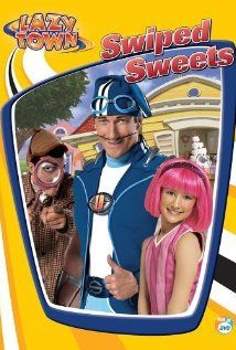 Cute for 5-7-year-olds. Only for children mainly for girls. - The citizens of Lazytown learn the importance of things like eating right and exercising from the ultra-athletic superhero, Sportucus, who must stop the evil plots of Robbie Rotten, who hates physical activity, among other things.