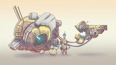 Pod Racer by BrotherBaston