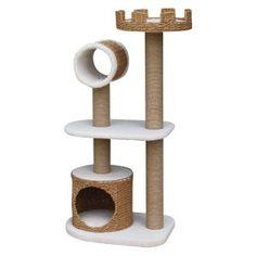 PetPals Eco Friendly Castle Cat Tower - PetSmart