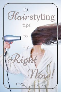 Hair Styling Tips to try right now (scheduled via http://www.tailwindapp.com?utm_source=pinterest&utm_medium=twpin&utm_content=post65352564&utm_campaign=scheduler_attribution)
