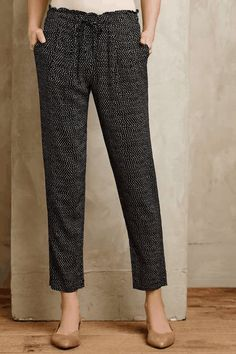 Anthropologie | Tulasi Joggers #Anthropologie #joggers