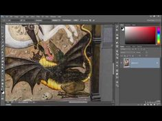 Adobe Photoshop CC 2015 Tutorial | 041 Using the Perspective Crop tool