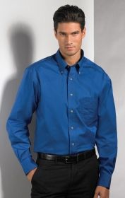 Promotional Products Ideas That Work: MEN L/S UTILITY TWILL SHIRT. Get yours at www.luscangroup.com