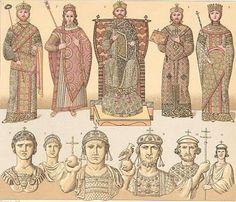 Noble y Real: La corte imperial de Bizancio