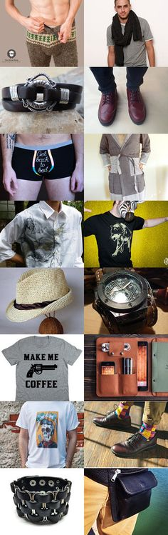 Gifts for Men from International Arts and Crafts Team by Ela Decors on Etsy--Pinned with TreasuryPin.com