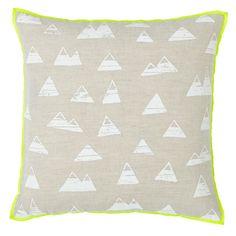 Mountain Throw Pillow Cover