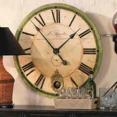 Sheffield Clock - traditional - clocks - by Ballard Designs