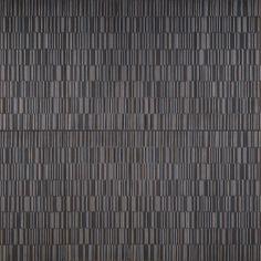 Setana Black 12x24 Artisan Decor Porcelain Tile Floor Patterns, Wall Patterns, Outdoor Flooring, Outdoor Walls, Wall And Floor Tiles, Wall Tiles, Tile Saw, Black And White Tiles, Commercial Flooring