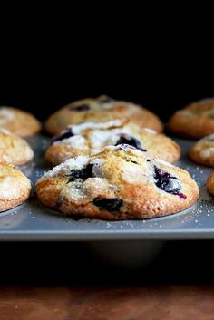 Famous Department Store Blueberry Muffins Recipe THIS IS THE ONE! (but add a little almond extract)