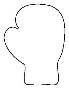 Boxing Glove Pattern