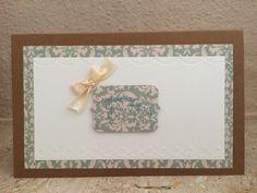 Geburtstagskarte stampin'up! Stampin Up, Frame, Home Decor, Birth, Love, Cards, Picture Frame, Decoration Home, Room Decor