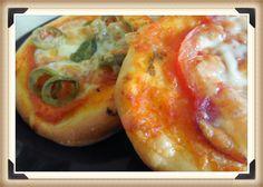 Pizza ako z Talianska (domáci talianský recept)
