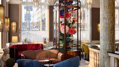 Riggs Washington DC, Washington, DC Lobby Lounge, Washington Dc, Divider, Curtains, Room, Furniture, Google Search, Home Decor, Art