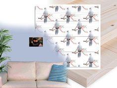 Art sur les planches en bois MWL Design  de MWL Design NL Salon design et accessoires  sur DaWanda.com