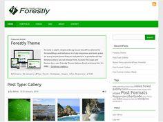 Forestly WordPress Theme