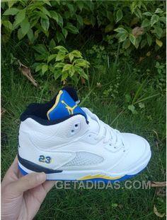 337daa9c47d Kids Air Jordan V Sneakers 222 Authentic HnDabH